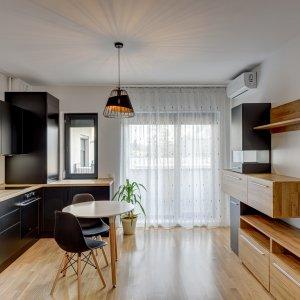 Arcadia Domenii, Apartament cu parcare, Prima inchiriere !