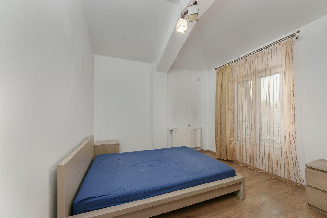 Apartament elegant in vila cu curte, 2 camere, Bucuresti Noi