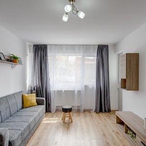 Apartament renovat, 2 min. Metrou Jiului