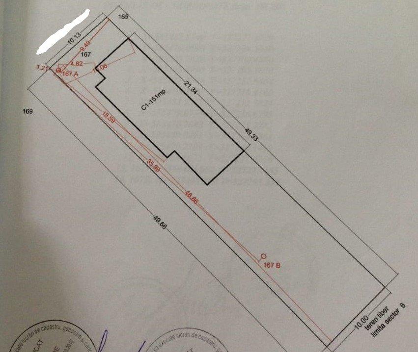 Apartament in vila 3 camere 117mp, Cotroceni, teren 500 mp