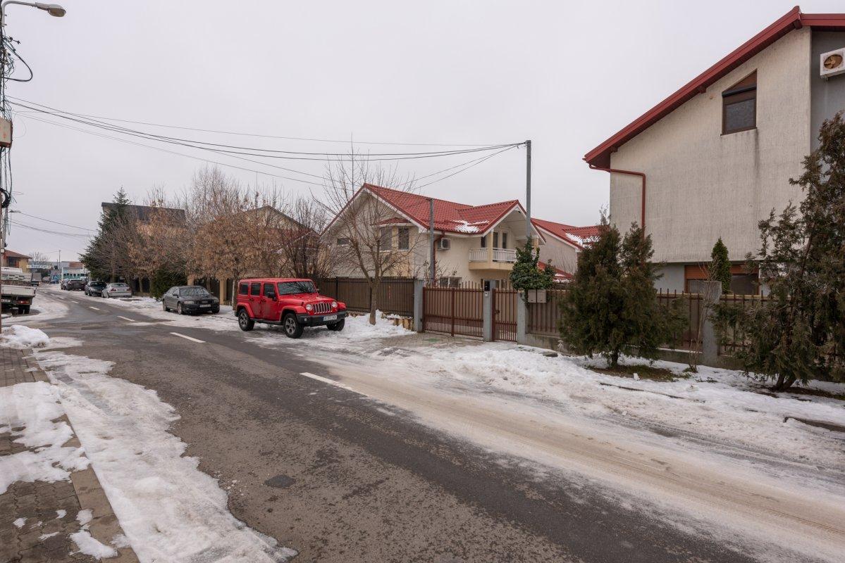 Vila Pipera, Str. Mircea cel Batran, 270 mp, garaj, Comision 0 %