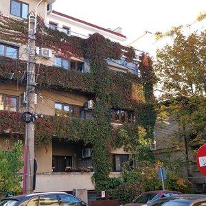 Apartament tip duplex Arcul de Triumf